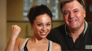 strictly come dancing's ed balls 'supporting norwich as i dance'