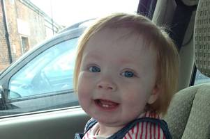 Police name tragic Tayside toddler who died after car mounted pavement in Couper Angus