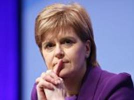 scotland will have ambassadors and a trade embassy in berlin to show the country is 'open for business' despite brexit, sturgeon to tell snp faithful