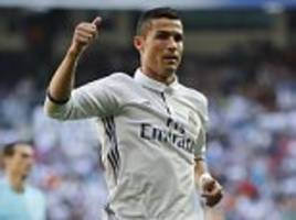 real betis vs real madrid live: cristiano ronaldo and co target three points