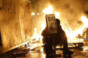 is the us on the verge of mass race riots?