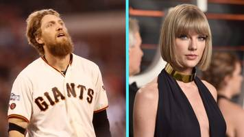 Giants Fans Are Blaming Taylor Swift For Their MLB Playoff Loss