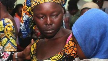 how did nigeria secure the 21 chibok girls' release from boko haram?