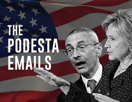 Wikileaks Releases Another 1,054 Podesta Emails In Part 9 Of Data Dump; Total Is Now 12,073