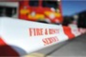 Fire crews call police to flooded house in Stoke-on-Trent