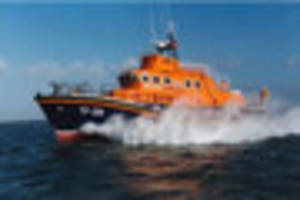 Falmouth RNLI lifeboat launched to help French fisherman with...