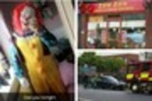 This week's top stories: 'Killer' clowns, baby trapped in car,...