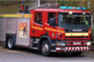 Firefighters called out to crash in North Lincolnshire