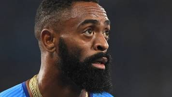 Tyson Gay's daughter killed in Kentucky