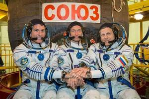 next space station crew set for launch, live on nasa tv