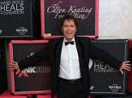 sir cliff richard says he feels 'free' for the first time in years