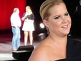 Two hundred walk out of Amy Schumer's Tampa show after Trump tear