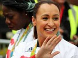 jessica ennis-hill on retiring, having babies and her future:i won't be on i'm a celebrity... i'm too scared of spiders!