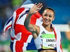 Jessica Ennis-Hill to wave goodbye as Great Britain's Olympic and Paralympic heroes saluted at Manchester victory parade