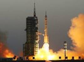 blast off! china launches two astronauts into space for nation's longest mission yet