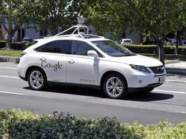 19 companies racing to put self-driving cars on the road by 2021