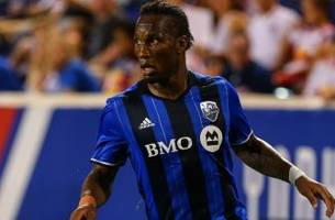 mauro biello: didier drogba omitted after refusing to come off montreal bench