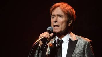 sir cliff richard to tell mps about being sex crimes suspect