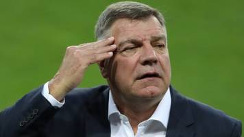 sam allardyce: fa boss greg clarke says 'no issues' before england appointment