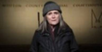 north dakota 'riot' charge dropped against nyc reporter amy goodman