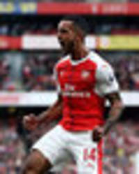 Jamie Redknapp: Theo Walcott is on fire for Arsenal… now he needs to prove he can do this