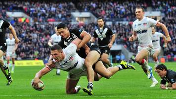Sam Burgess' best 2013 Rugby League World Cup moments