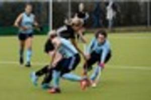 hockey: liz george seals fine away victory for leicester ladies