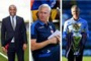 Crystal Palace narrowly defeated by Millwall in front of Gary...