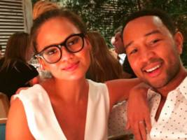 """Chrissy Teigen On Kim Kardashian's Robbery: """"You Don't Think That Kind Of Thing Could Happen"""""""