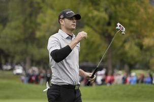 golf: brendan shows nerves of steele to clinch title