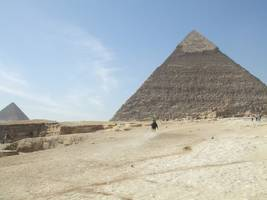 [VIDEO]: Great Pyramid Scans Reveal Two Possible New Rooms – Or Do They?