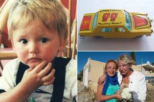 ben needham's toy car discovered at secret fly-tipping dump just hours before cops called off kos search