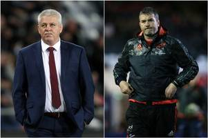 Warren Gatland in personal tribute to Anthony Foley: 'He epitomised Irish rugby being a real man of Munster'