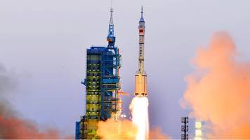inside china's space base as mission blasts off