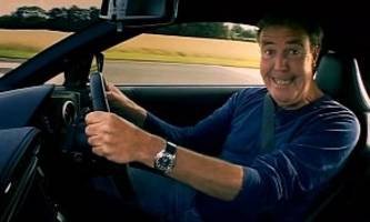 Jeremy Clarkson Gets Trolled by ATM, Then by His Twitter Followers