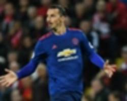 'it was difficult, but i should have done better' - zlatan rues wasted liverpool chance