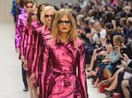 Burberry and Asos shares slide 7% as both fashion giants show weak growth