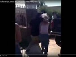 girl is body slammed to the ground by a boy in vallejo causing her to have a seizure