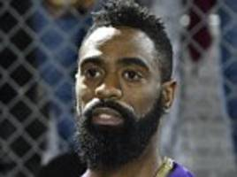 tyson gay is joined by thousands of mourners at candlelit vigil for his daughter trinity as the 15-year-old's friends reveal she knew the suspects accused of shooting her dead