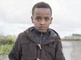 Aid workers admit 'Calais kids' are LYING about their age in 'shambolic' selection process