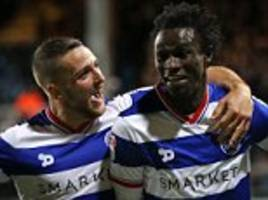 queens park rangers 1-0 bristol city: idrissa sylla scores the only goal as the r's bring the noise at loftus road