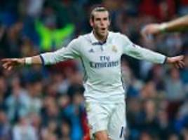 Real Madrid 5-1 Legia Warsaw: Gareth Bale nets the opener as five-star reigning champions swat aside Polish visitors
