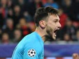 tottenham keeper hugo lloris plays down hero role as his side return from bayer leverkusen with a point