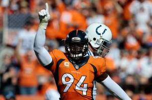 Denver Broncos: DeMarcus Ware Not Expected To Play Monday