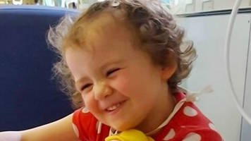 Mother appeals for stem cells for dying daughter Ava Stark