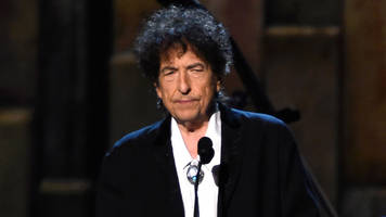 bob dylan: 'no word' from singer on nobel prize for literature