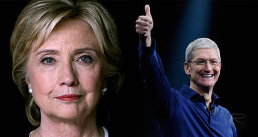 Hillary Considered Tim Cook, Bill Gates, Mary Barra, Mike Bloomberg For Vice President, Hacked Email Reveals