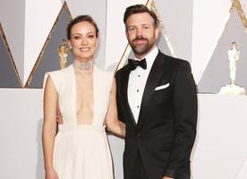 Olivia Wilde Steps Out With Jason Sudeikis Only Days After Giving Birth