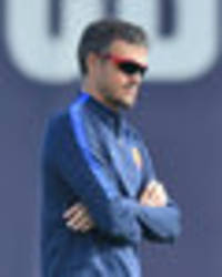 Luis Enrique to unleash all his Barcelona superstars against Manchester City