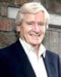 corrie's william roach - ken barlow stroke storyline left me paranoid about my job